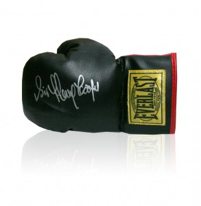 Sir Henry Cooper Signed Boxing Glove