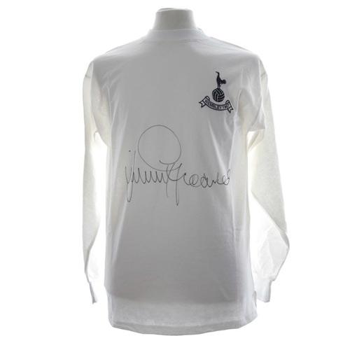 Jimmy Greaves signed Tottenham shirt - 1967 shirt